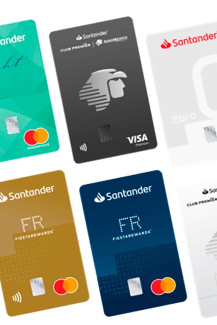 Banco Santander Has Launched The First Numberless Credit Card In Mexico